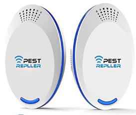 REPELENTE ULTRASÓNICO DE CUCARACHAS PEST REPELLER